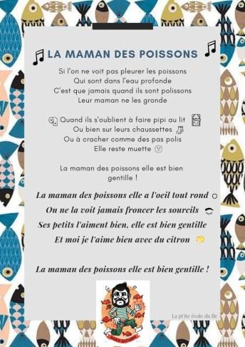 Chanson Parlant De La Famille : chanson, parlant, famille, Archives, Chanson, Ptite, Ecole