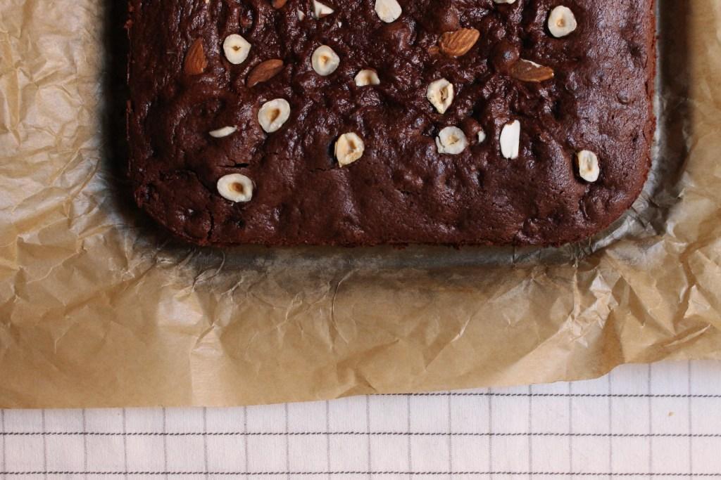 recette brownies vegan gourmand