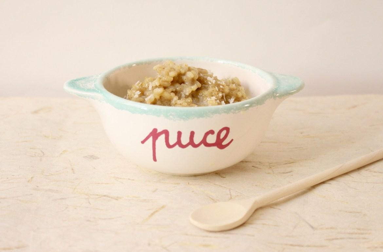 Riz au lait vegan recette de notre enfance