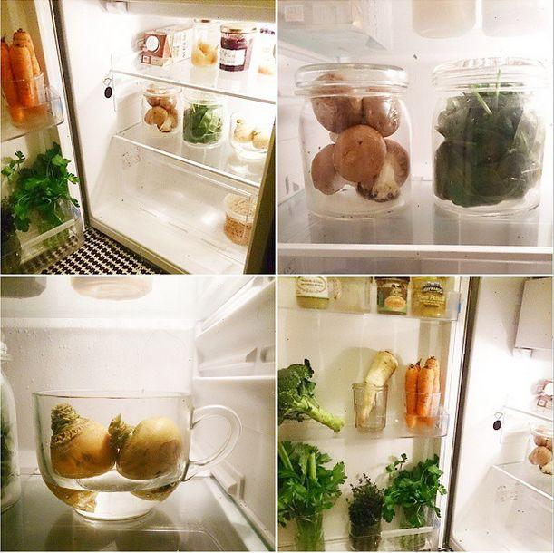 Le minimalisme dans la cuisine for Cuisine 0 dechet