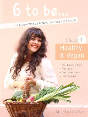 6tobe-healthy&vegan-couverture