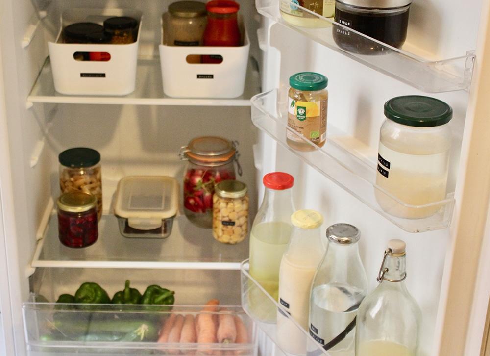 comment bien ranger son frigo astuces