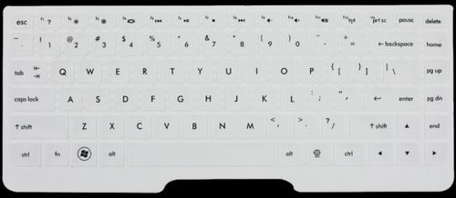 Compatible Accessories: Laptop Keyboard Cover