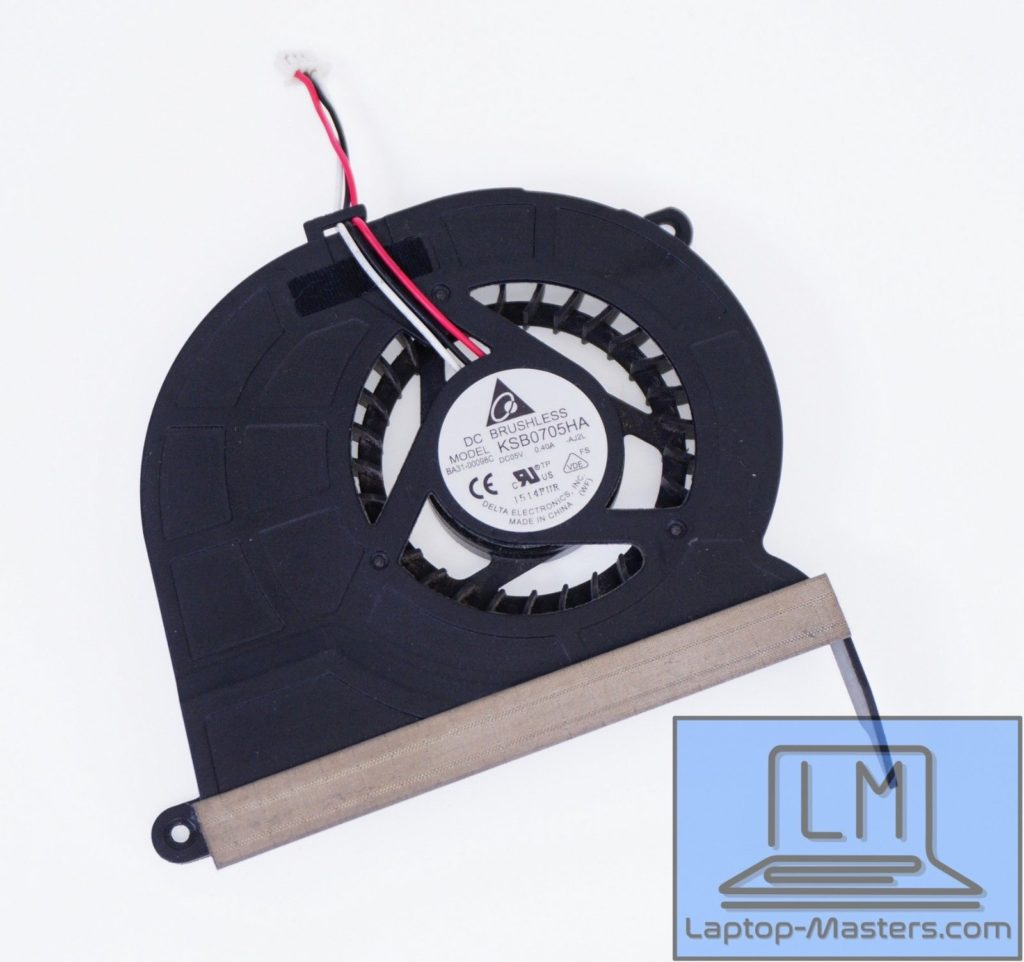Samsung RV520 RV511 CPU Cooling Fan BA31-00098A BA31-00098C KSB0705HA
