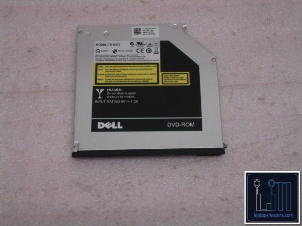 Dell Latitude E6410 E6410 ATG CD DVD-ROM Optical Drive with Bezel PXFKN  D5M0T