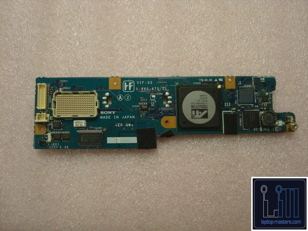 Sony PCG V505 ATI 9200 Video Graphics Card 1 860 675 21