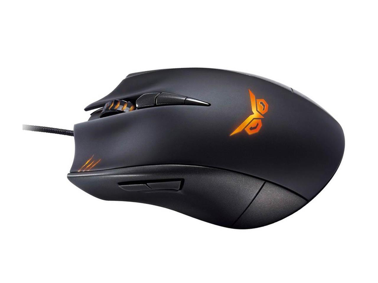 ASUS STRIX CLAW gaming mouse. dark   Laptop.bg - Технологията с теб