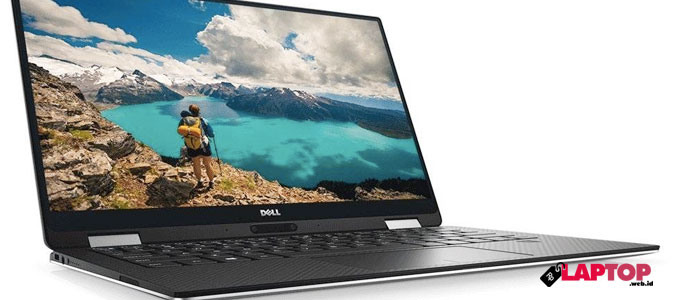 Dell XPS 13 9365 - (Sumber: bionic.com.cy)