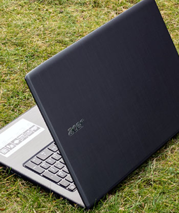 Bodi Acer Aspire E5-553G (notebookcheck.net)