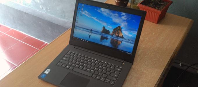 Laptop segmen bisnis Lenovo V130 (sumber: studiogadget,net)
