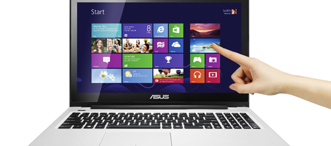 ASUS VivoBook S550CA - www.notebookcheck.net