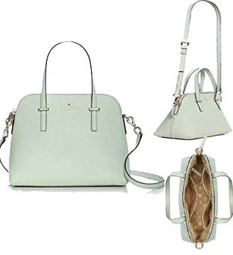 New York Cedar Street Maise Satchel By Kate Spade Review