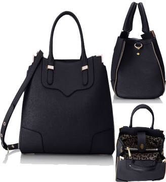 Rebecca Minkoff Amorous Satchel Handbag Review