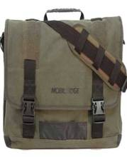 17.3 inch Eco Friendly Canvas Messenger Bag By Mobile Edge Review