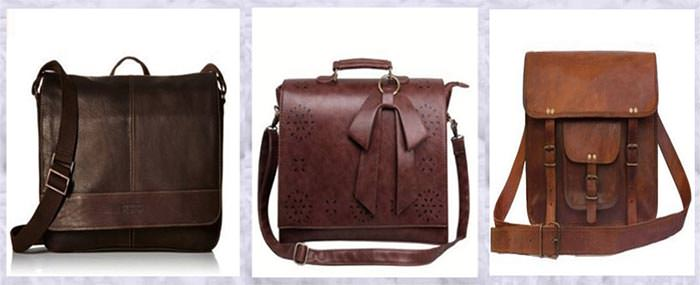 Top Five Brown Leather Laptop Bag Review
