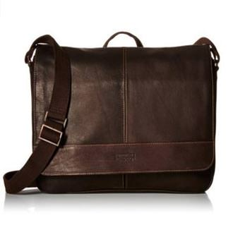 Kenneth Cole Reaction Colombian Leather Laptop Messenger Bag Review