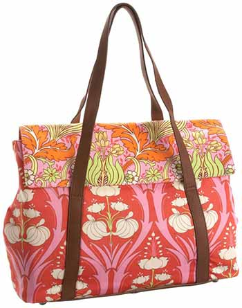 Amy Butler Harmony Laptop Tote For 15.4-inch Laptop