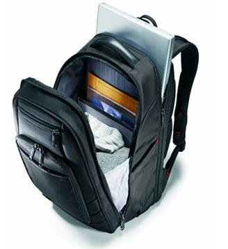 Internal Design Samsonite Xenon 2 Checkpoint Friendly Laptop Backpack