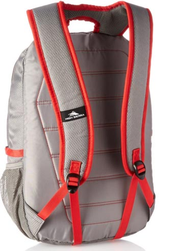 Shoulder Strap of High Sierra Laptop Backpack