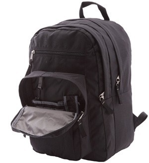 Internal Design of JanSport Big Student Backpack