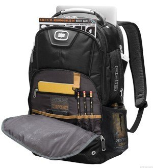 Internal Design of OGIO TSA Approved Bolt Laptop Backpack