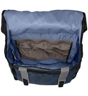 Internal Design of Timbuk2 Command TSA Messenger Bag