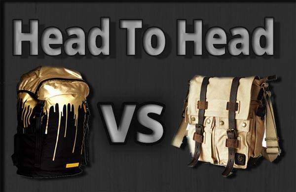 Laptop Backpack VS. Laptop Messenger Bag