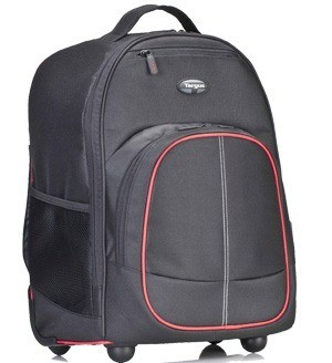 Targus Compact Rolling Laptop Bag Review
