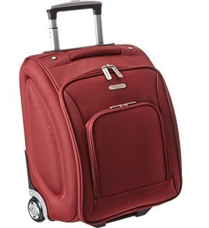 Travelon Wheeled Underseat Laptop Bag Review