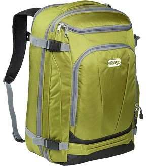 eBags TLS Mother Lode Weekender Laptop Backpack Review