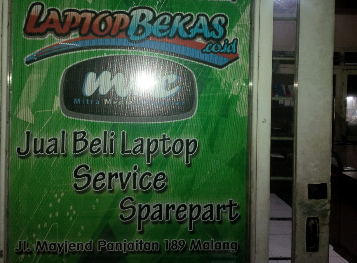 alamat pusat laptop bekas malang