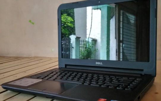 Laptop Bekas Dell Inspiron 3421