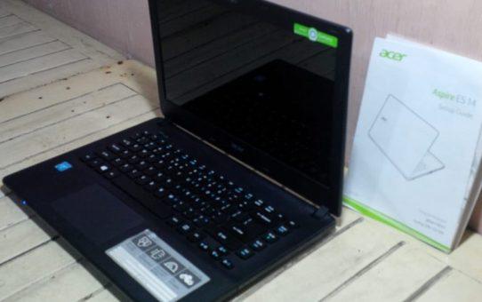 Jual Laptop Bekas Acer ES-14