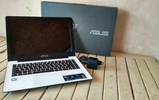 Laptop Bekas Asus X453MA