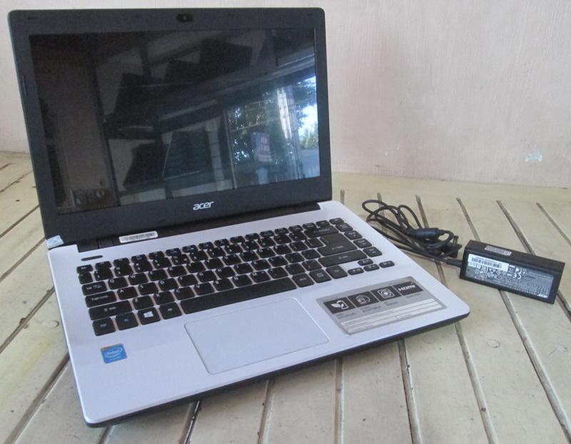 laptop bekas acer e5 411