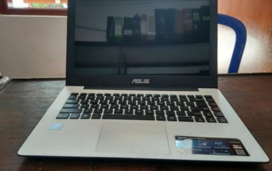 Laptop Bekas Asus X453SA-WX002T