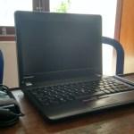 laptop bekas lenovo e145