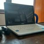 laptop bekas asus e202s