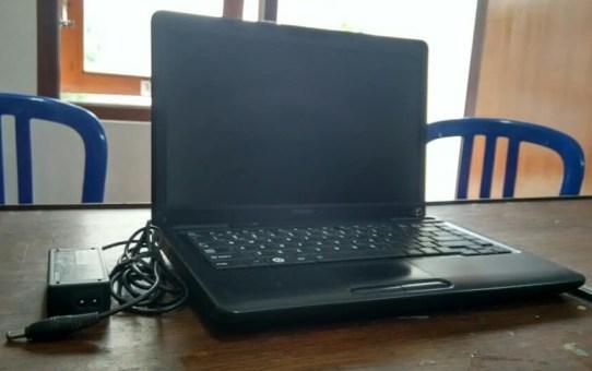 Laptop Second Toshiba C640
