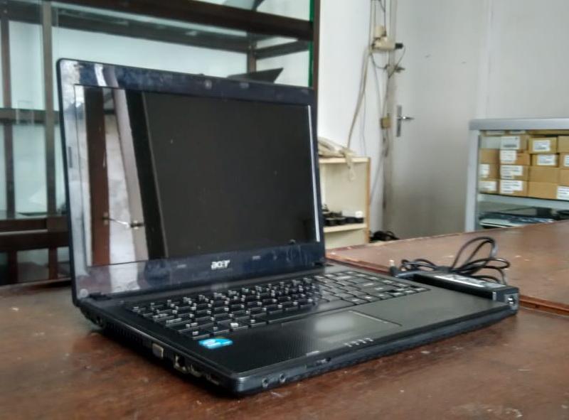 laptop bekas acer 4738