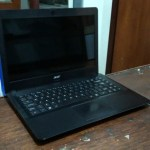 laptop bekas acer aspire z1402