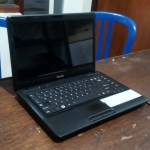 laptop second toshiba c640d