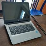 laptop bekas hp 14-ac001tu
