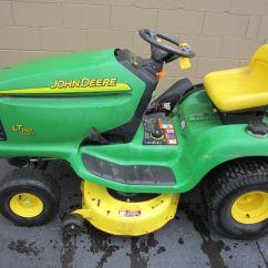 John Deere D140 Lawn Tractor Wiring Diagram Gm Fuel Sending Unit Lt150 L118