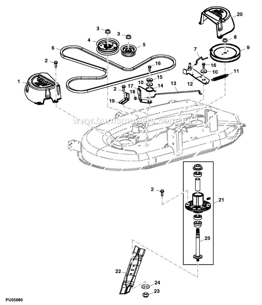 Sst15 John Deere Wiring Diagram John Deere X540 Wiring