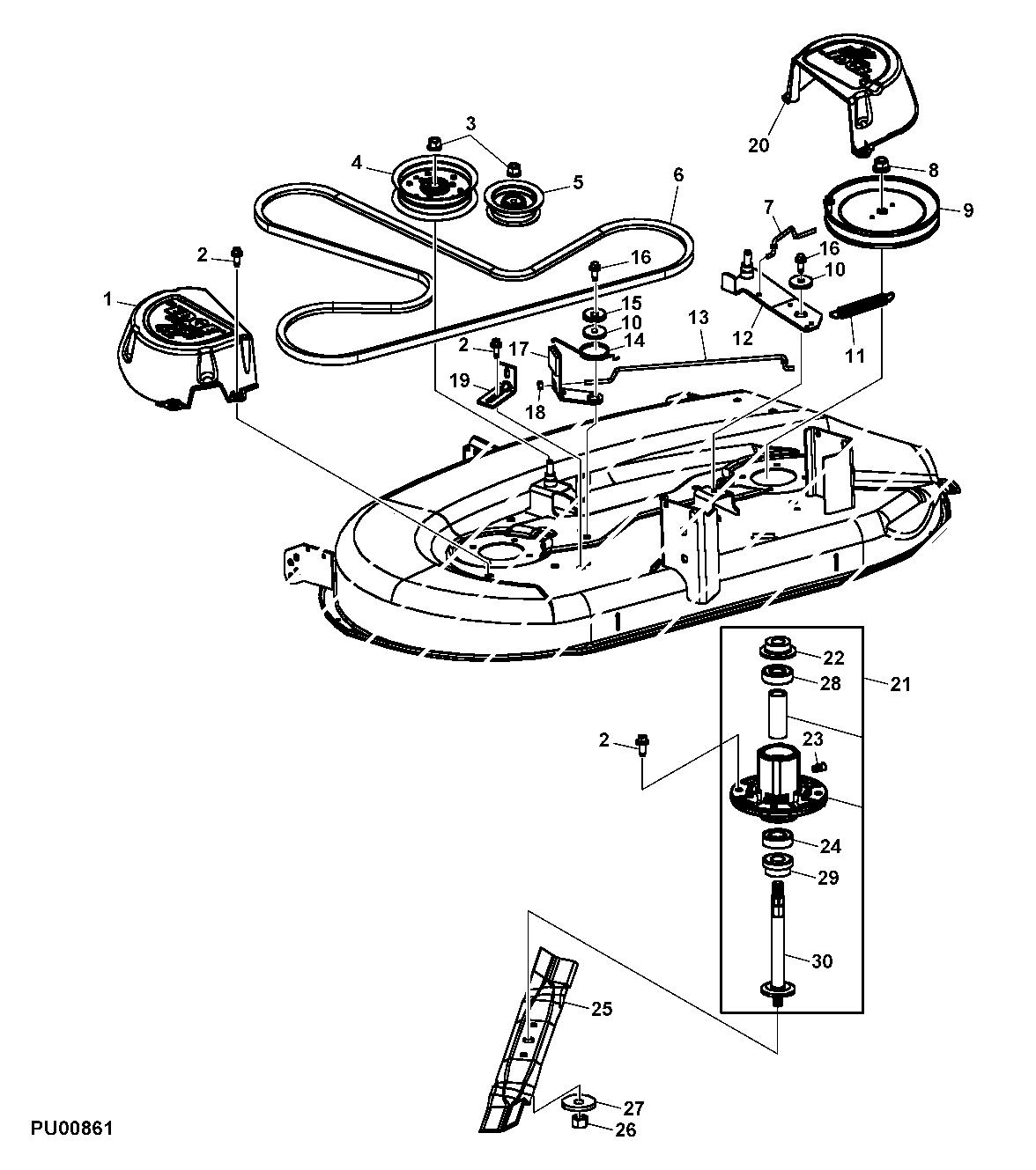 John Deere 210 Lawn Tractor Wiring Diagram Fl70 Fuse Box