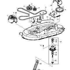 John Deere La105 Wiring Diagram Marathon 2 Hp Electric Motor 210 Lawn Tractor Fl70 Fuse Box