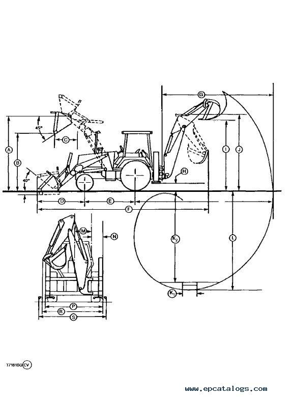 Wiring Diagram John Deere 310 Backhoe Reverser Case