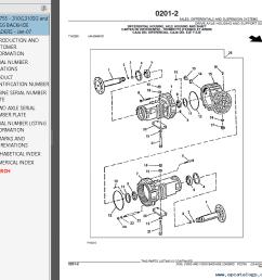 john deere 310g 310sg 315sg backhoe loaders parts catalog  [ 935 x 844 Pixel ]