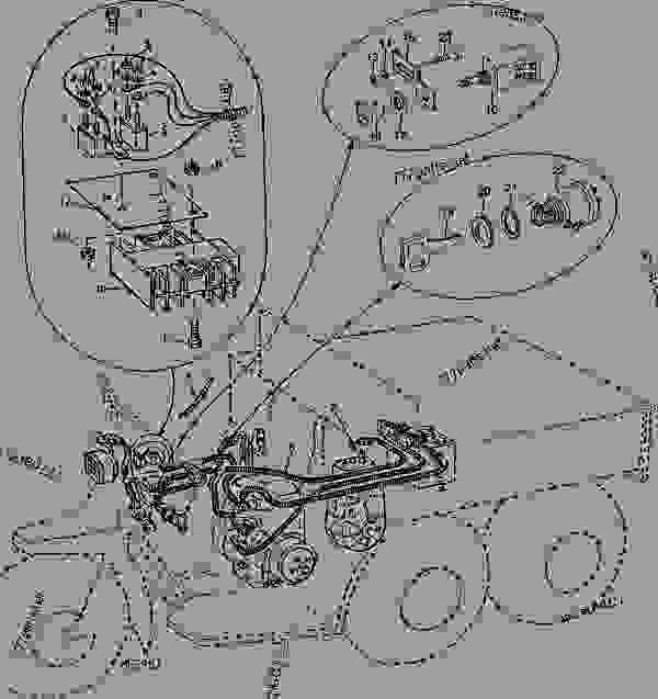 John Deere AMT 626 Parts: Parts For John Deere AMT 626